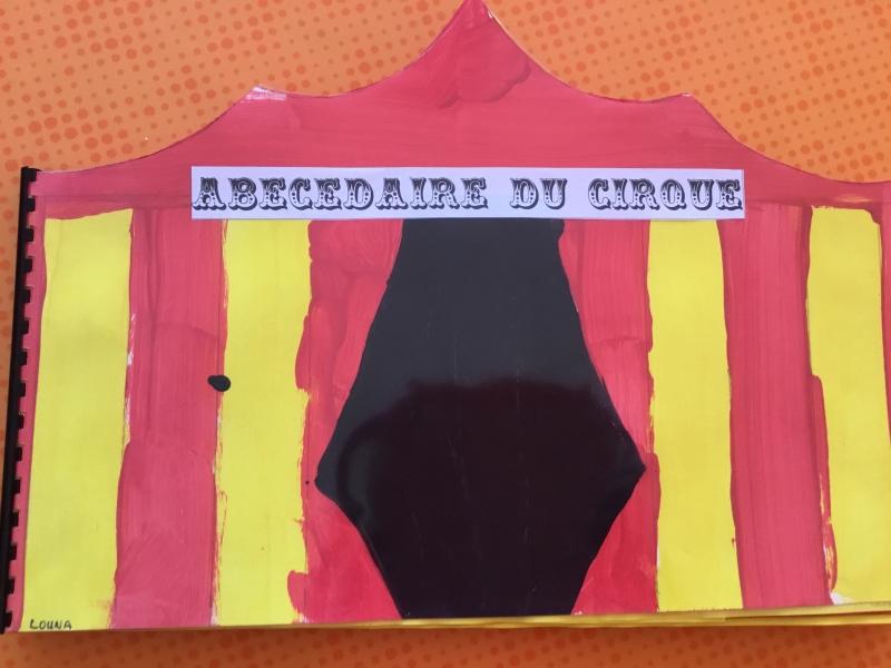 Abecedaire Du Cirque Par Les Ms Gs Ecole Saint Joseph Olonne Sur Mer